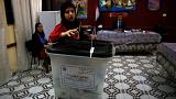 Voting in Egypt's Presidential election
