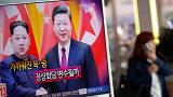 China confirma visita de Kim Jong-Un