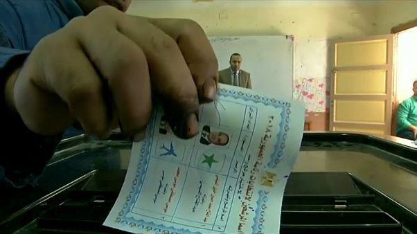 Último día de la cuestionadas presidenciales egipcias