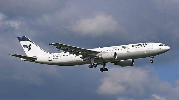 اولین پرواز ایرانایر به فرودگاه شارل دوگل پاریس بعد از ۴۰ سال
