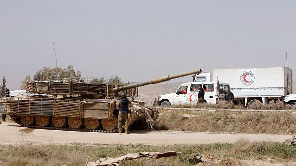 الجيش السوري يحضر لعملية عسكرية ضخمة في دوما