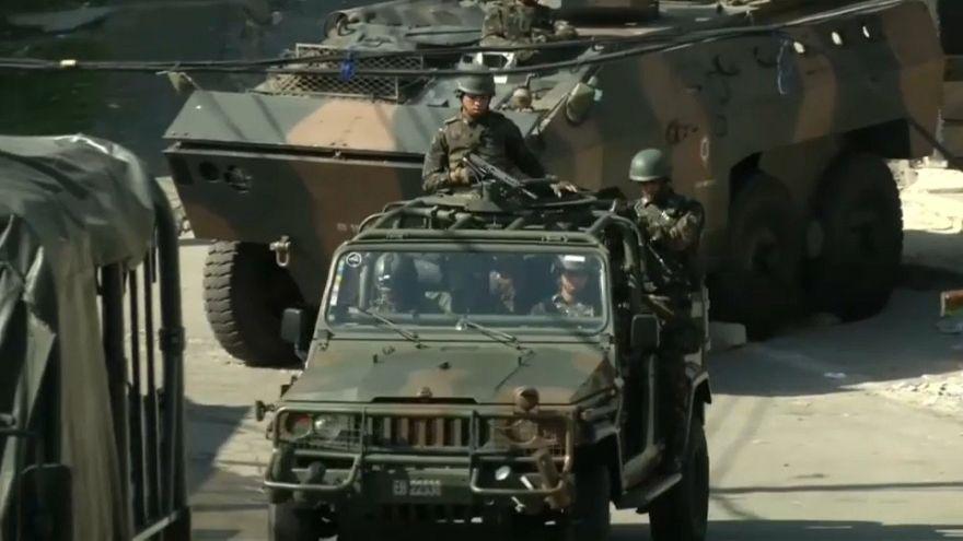 Près de 4 000 hommes pour une opération de sécurité à Rio