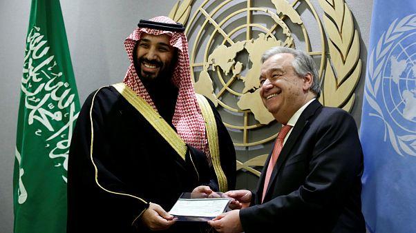 سازمان ملل: کمک ۹۳۰میلیون دلاری عربستان و امارات به یمن راهحل نیست