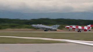 Croatia poised to buy Israeli F-16 jets