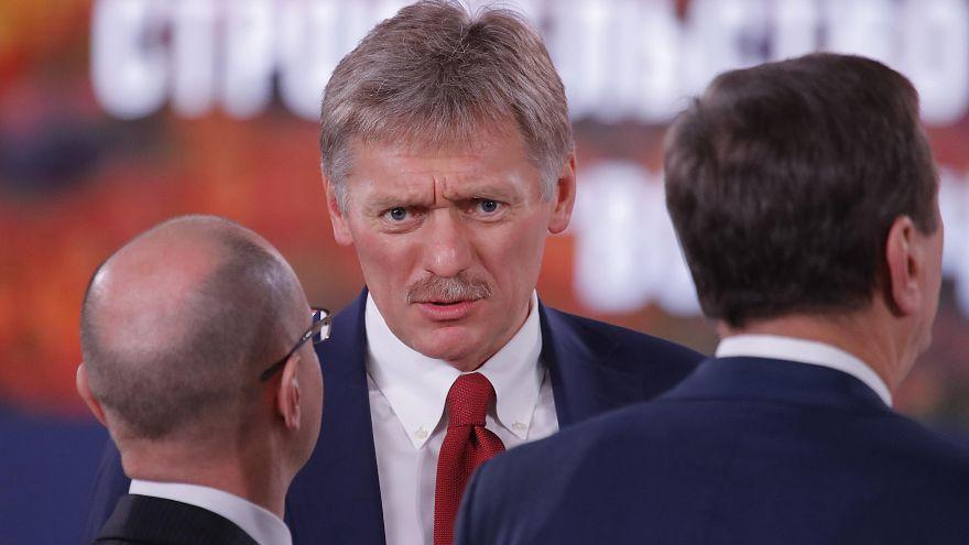 Кремль отрицает причастность РФ к отравлению Скрипаля