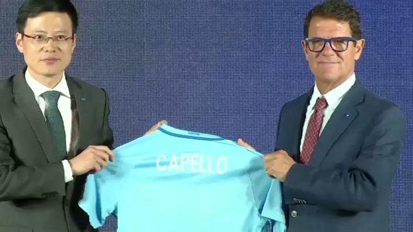 Calcio: finita l'avventura cinese di Fabio Capello