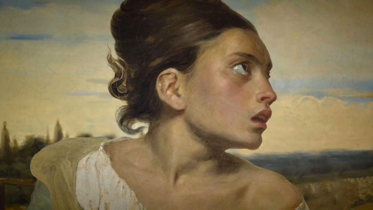 Delacroix retrospective at Louvre