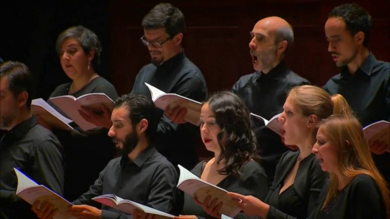 Pergolesi's Mass in D Major is performed for first time in nearly 300 years