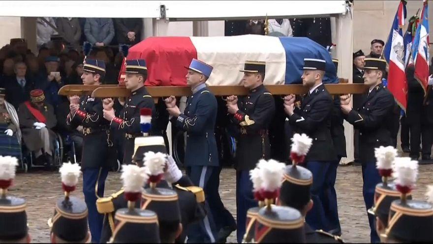 Frankreich ehrt heldenhaften Gendarmen (44†)