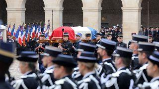 Συγκινητικό «αντίο» στον ήρωα αστυνομικό