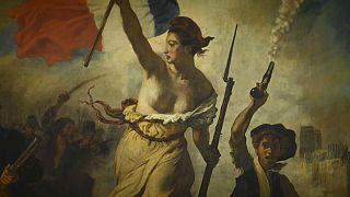 Retrospectiva  de Eugène Delacroix en el Louvre