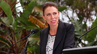 جاسیندا آردرن نخست وزیر نیوزیلند