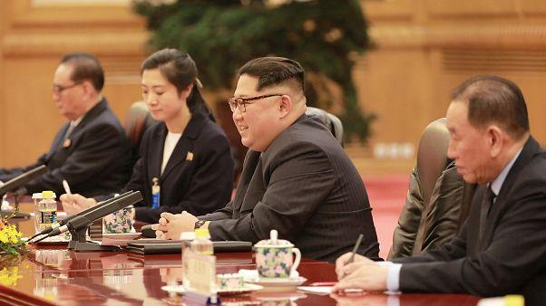 Οι κρυφές συνομιλίες ευρωβουλευτών με την Πιονγκγιάνγκ