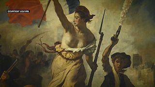 Delacroix in mostra al Louvre fino al 23 luglio