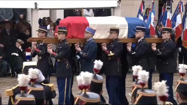 Eltemették a túszdrámában megölt csendőrt