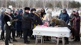 Incendie de Kemerovo : hommage aux victimes en Russie