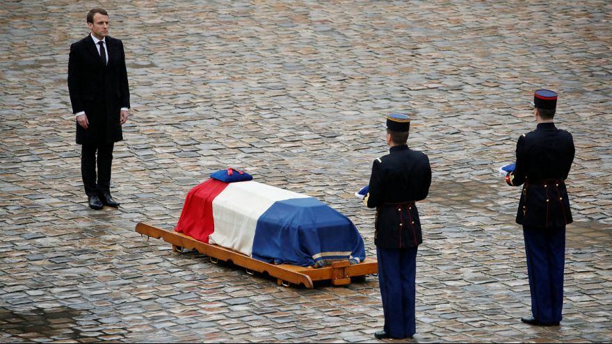 ماکرون از شهروندان فرانسوی خواست تا در برابر «اسلامگرایی زیرزمینی» هوشیار باشند