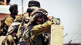 استقرار ۱۰۰ تک تیرانداز ارتش اسرائیل در مرز غزه با آغاز اعتراضات یوم الارض