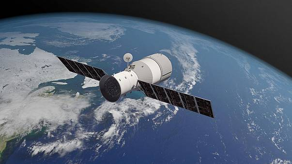 Station spatiale chinoise : crash imminent
