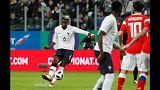 Affenlaute: Hat Russlands Fußball ein Rassismus-Problem?