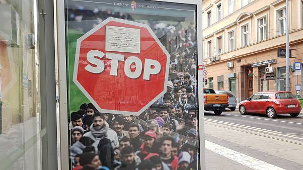 Hungarian government rehashes UKIP anti-migrant poster in new ad