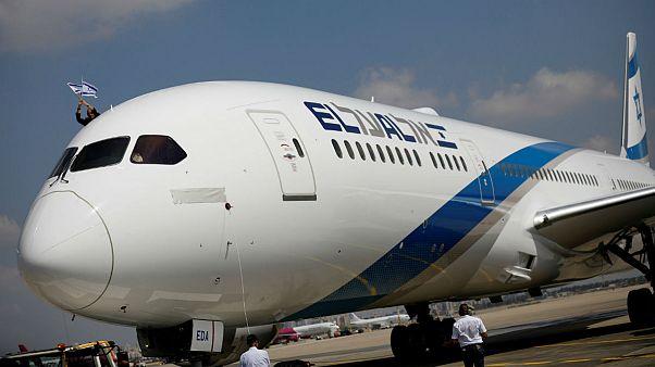 هواپیمایی العال اسرائیل خواستار اجازه عبور از آسمان عربستان شد