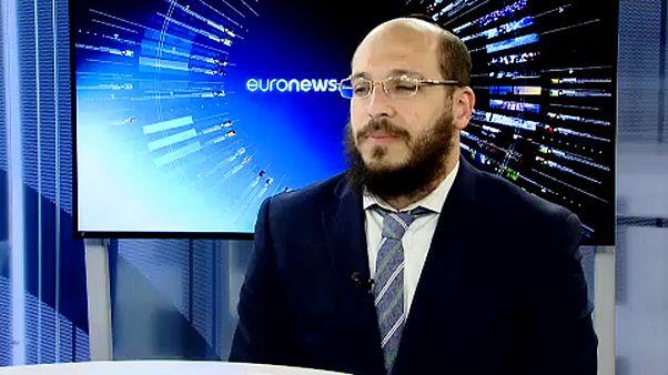 أفي طويل ، رئيس  مجلس الجالية اليهودية الأوروبية-بروكسل