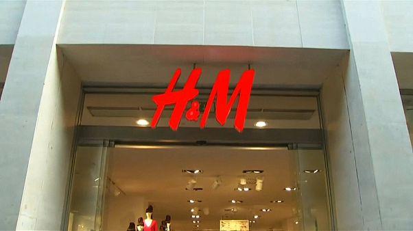 H&M-Klamotten werden zum Ladenhüter