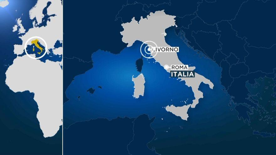 Esplode serbatoio al porto di Livorno: muoiono due operai