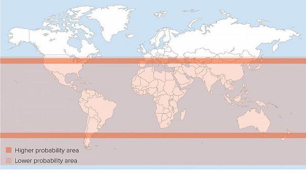 Una estación espacial china, a punto de precipitarse contra la Tierra