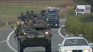 EU plans to upgrade roads to move armies faster