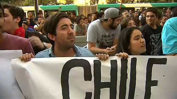 Studentenproteste in Chile