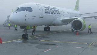 Budapesten landolt a legmodernebb utasszállító