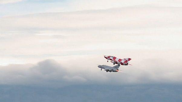 کرواسی به دنبال خرید جنگندههای اف-۱۶ دست دوم اسرائیلی است