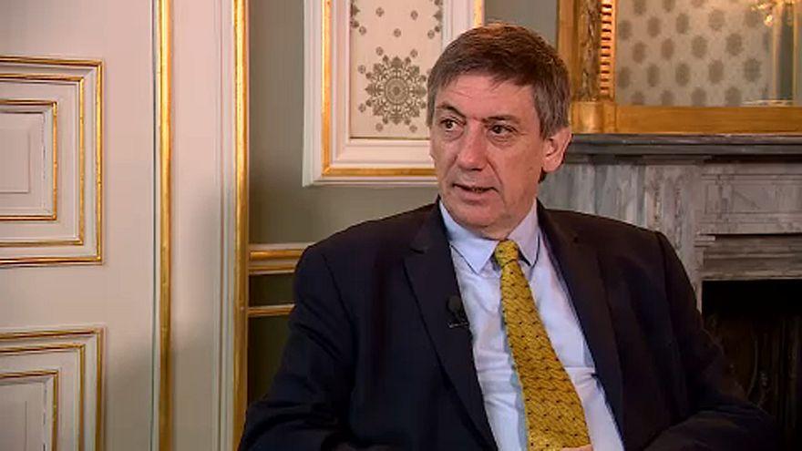 Le ministre belge de l'Intérieur Jan Jambon