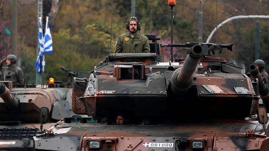 Europeus investem em melhor mobilidade militar