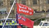 May says Vote Leave fraud allegatiions will not derail Brexit