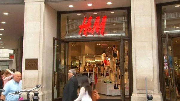 Milyarlarca Dolarlık ürün H&M'in elinde kaldı