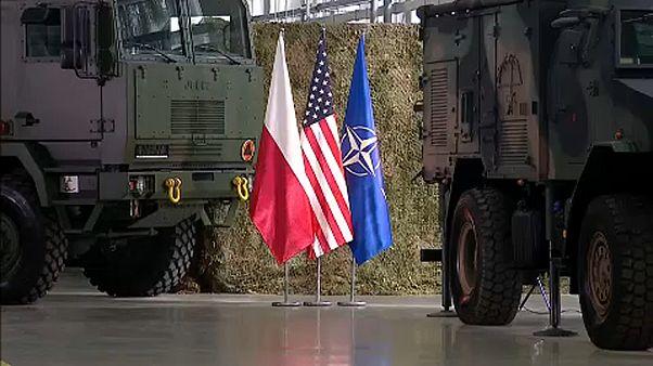Rakétavédelmi rendszert vettek a lengyelek