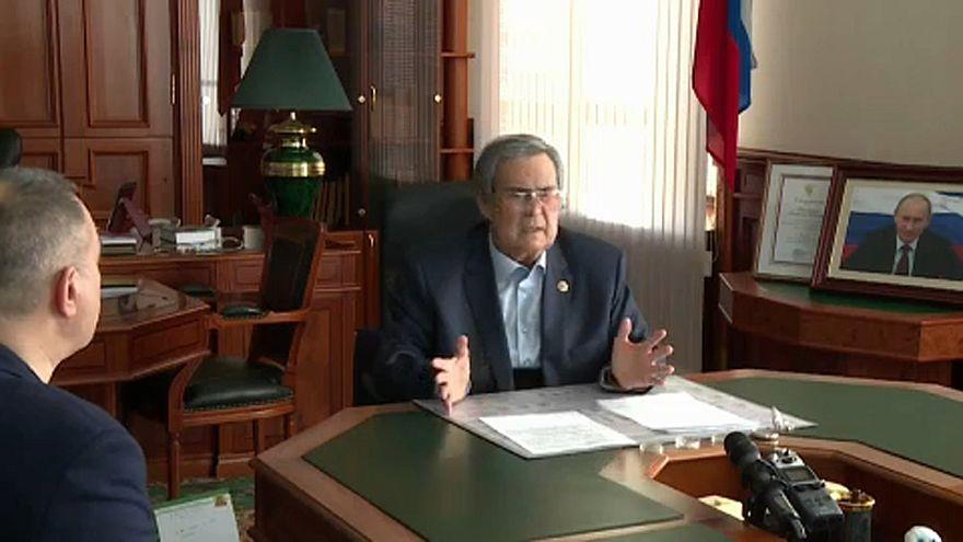 Kemerovó: A kormányzó távozását követelik