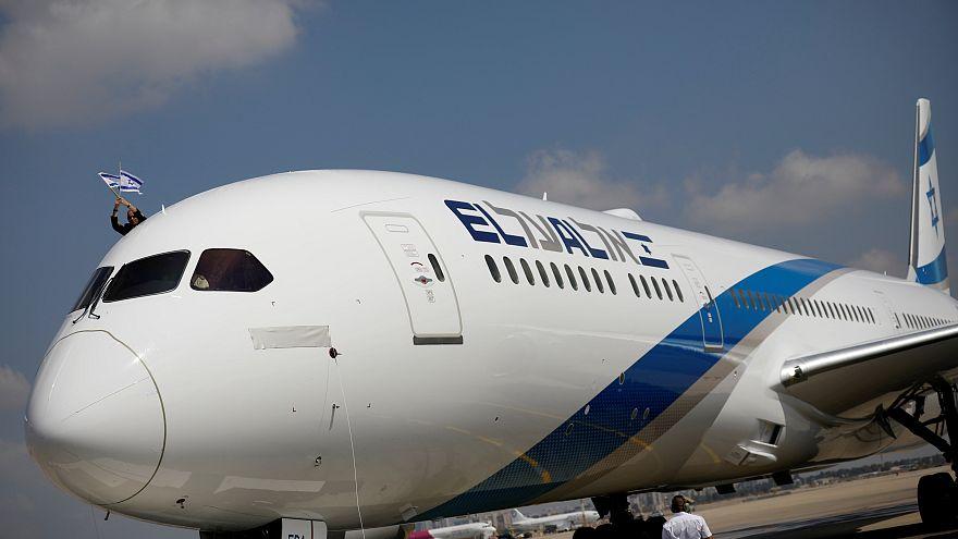 Столкновение самолетов в аэропорту Тель-Авива