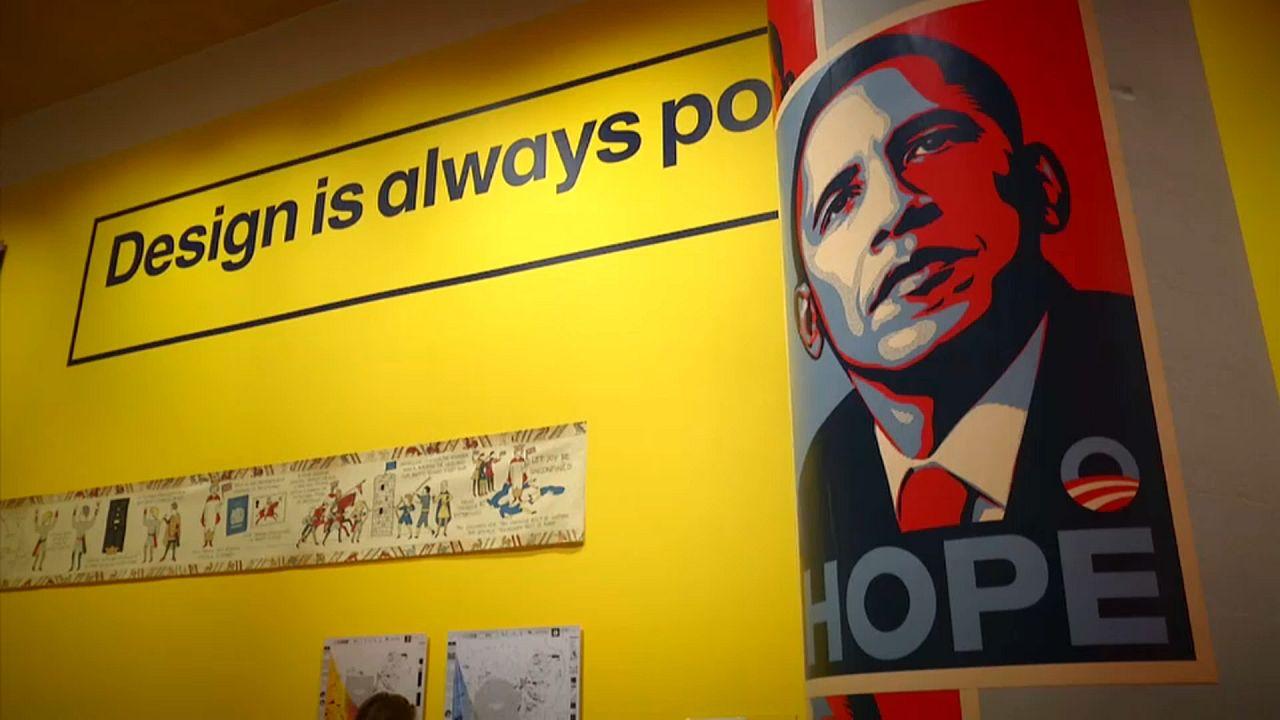 Графика и политика