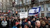 Frankreich: Eklat bei Trauermarsch für getötete Jüdin