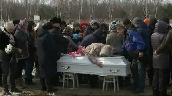 Funeral em Kemerovo