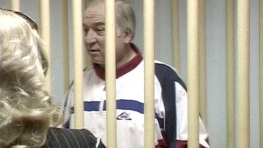 Szergej Szkripal lakásának ajtaján helyezhették el az idegmérget