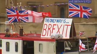 Brexit: Noch ein Jahr bis zum Austritt