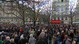 Párizsi menet az antiszemitizmus ellen