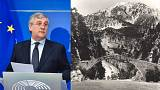 Ταγιάνι και Σουλτς ζητούν αναστήλωση της Γέφυρας του Κόρακα