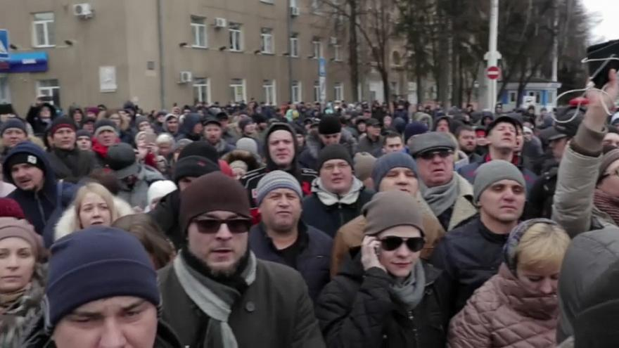 Kemerovo : le gouverneur sur la sellette