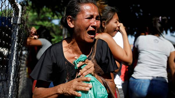 Viele Tote bei Häftlingsmeuterei in Venezuela